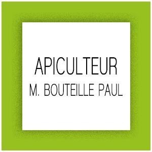 Logo Apiculteur Paul Bouteille