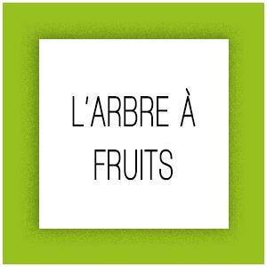 Logo L'arbre à fruits