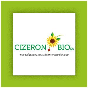 Logo Cizeron bio
